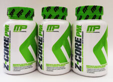 MusclePharm Z-Core PM 60 Caps Zma Sleep Recovery Test Support Formula Fitness