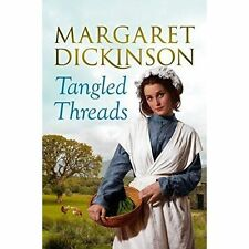 Tangled Threads, Dickinson, Margaret, Very Good Book