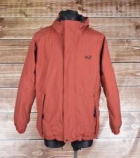 Jack Wolfskin Hooded Men Jacket Coat Size US-UK/L,UK-40/42