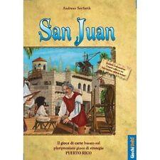 San Juan - Gioco da Tavolo Nuova Edizione Italiana Puerto Rico by Giochi Uniti