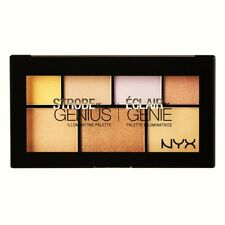 NYX COSMETICS STROBE OF GENIUS ILLUMINATING PALETTE STGP01 FACE HIGHLIGHTING