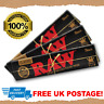 RAW BLACK Classic Kingsize Slim Rolling Papers Natural  (✅FREE UK SHIPPING!)