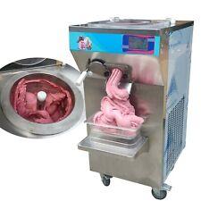 New Commercial Vertical Feedmix Gelato Hard Ice Cream Machine Batch Freezer