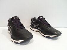 New listing Asics Women's GEL-Netburner Ballistic Shoes Size 8 Volleyball Black B557Y