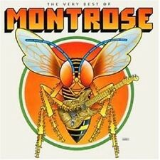 "MONTROSE ""THE VERY BEST OF"" CD 18 TRACKS NEU"