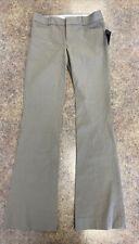 Banana Republic Women's Brown Sloan fit Pocket Low rise formal slacks size 0