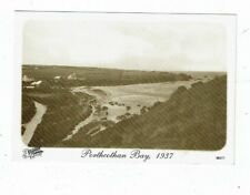 CORNISH POST CARD A F. FRITH REPRO OF PORTHCOTHAN BAY 1937
