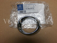 Mercedes-Benz GLK-Class Genuine Left Fog Light Chrome Ring Cover NEW GLK350
