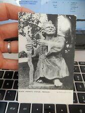 More details for back dwarf peebles vintage postcard
