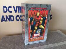 Bowen Designs Iron Man Invincible Classic Statue Marvel  Avengers New 2009 FD