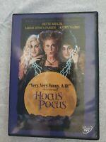 Hocus Pocus DVD Movie