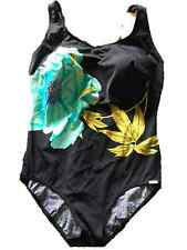 New Navy Blue Swimsuit UK 24 C Cup Swimming Costume Bathing Suit Maryan Mehlhorn