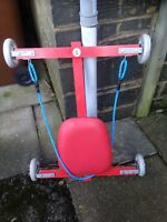 Soapbox Style Gravity Racer for child
