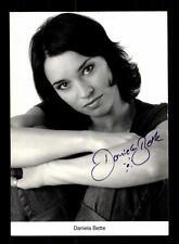Daniela Bette Lindenstraße Autogrammkarte Original Signiert # BC 85316