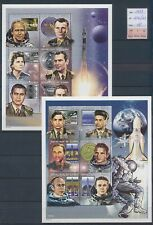XC15795 Guinea 1999 astronaut rocket sheets XXL MNH cv 48 EUR