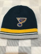 St Louis BLUES Hockey NHL Skull Cap Beanie Toddler Hat
