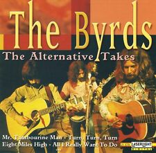 The Byrds - The Alternative Takes - CD NEU - Mr. Tambourine Man