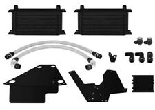 MISHIMOTO 08+ MITSUBISHI EVO 10 X LANCER EVOLUTION OIL COOLER KIT DUAL 19 ROW