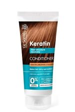 35407 Conditioner Keratin for Dull & Brittle Hair 200ml Dr.Sante