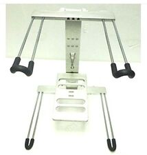 Lase Aluminium FOLDING - DJ Laptop Stand & Tray (LS12)
