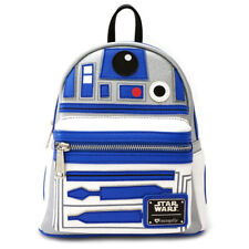 Official Loungefly X Star Wars R2-d2 Mini Backpack
