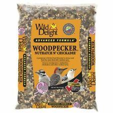 Wild Delight Woodpecker Nuthatch & Chickadee Bird Seed, 5 Lb