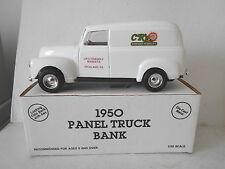 Ertl 1950 Panel Truck Bank - CR's Friendly Markets - Richland, PA