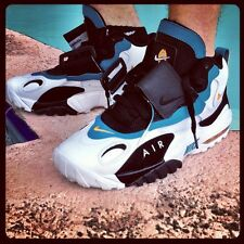 2012 DEADSTOCK NIKE AIR MAX SPEED TURF DAN MARINO/DOLPHINS#(525225-100) YEEZY