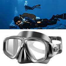 Diving Mask Anti Fog Full Face Snorkel Swimming Goggles Mask for Adult Kids US