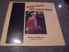 "Kenny Roberts ""Just Call Me Country"" SEALED NM LP America's #1 Yodeler"
