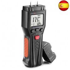 Tacklife Humidímetro digital medidor de humedad Termómetro Higrómetro di