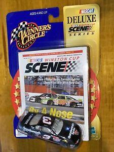 2000 Winners Circle Dale Earnhardt #3 Deluxe Winston Cup Scene Series 1:64