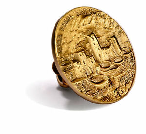 Mesa Verde National Park - Bronze Lapel Pin