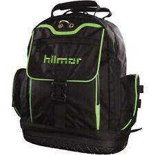 Hilmor Tool Backpack Storage Bag for HVAC Tools & Equipment Black & Green New