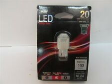 Feit Electric, 350-15-10, LVW/LED Wedge Base Bulb,Non Dimmable,12V