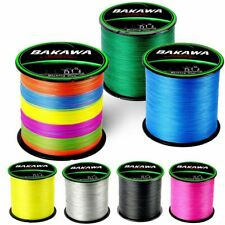 4 Strand Braided Fishing Line 300m PE Multifilament Fishing Line Super Strong