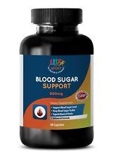 Healthy Sugar Levels - BLOOD SUGAR SUPPORT - Cardiovascular Health - 1B 60Ct