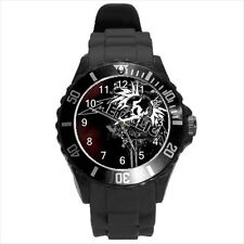 Metallica American Heavy Metal Band #J01 Plastic Sport Watch