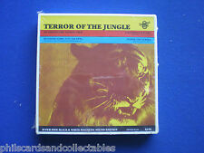 Super 8mm - Terror of the Jungle   200ft  B/W   Sound