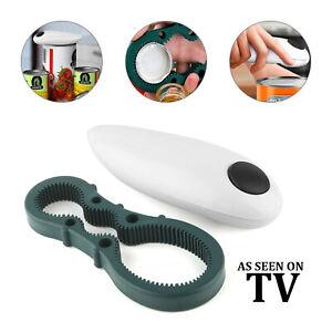 Elektrischer Dosenöffner One Touch Vollautomatisch Büchsenöffner Küchenwerkzeug