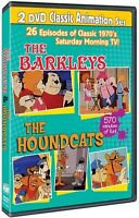 Barkleys & The Houndcats - 2 DISC SET (2015, DVD New)