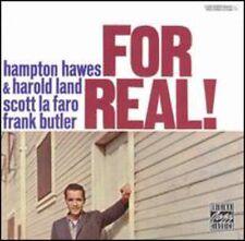 For Real - Hampton Hawes (1992, CD NIEUW)