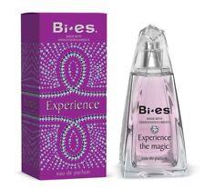 Bi.es Experience The Magic Perfume for woman 100 ml EDP Spray New