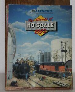 Walthers 1992 HO Catalog