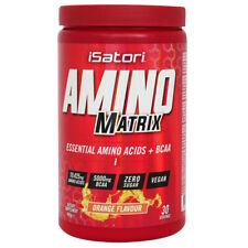 ISATORI AMINO MATRIX 405 GR Arancia