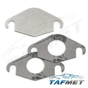 111. EGR valve Blanking Plate Gasket for BMW MINI N47N N57N B37 B37B B47 B47B