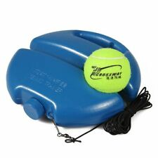 Heavy Duty Tennis Training Aids With Elastic Rope Ball Practice Sparring Device