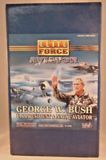 Elite Force: George W. Bush U.S. President & Naval Aviator Action Figure - Mint