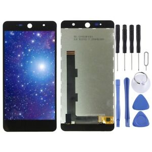 For Wileyfox Swift 2 / Swift 2 Plus LCD Screen Touch Digitizer Glass Part BLACK