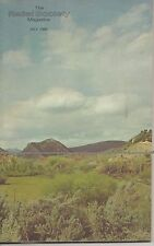 July 1969 Vintage Relief Society Magazine - LDS Mormon Utah